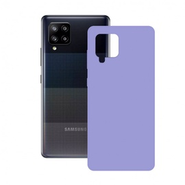 Ksix Silicone Back Case For Samsung Galaxy A42 Lavander