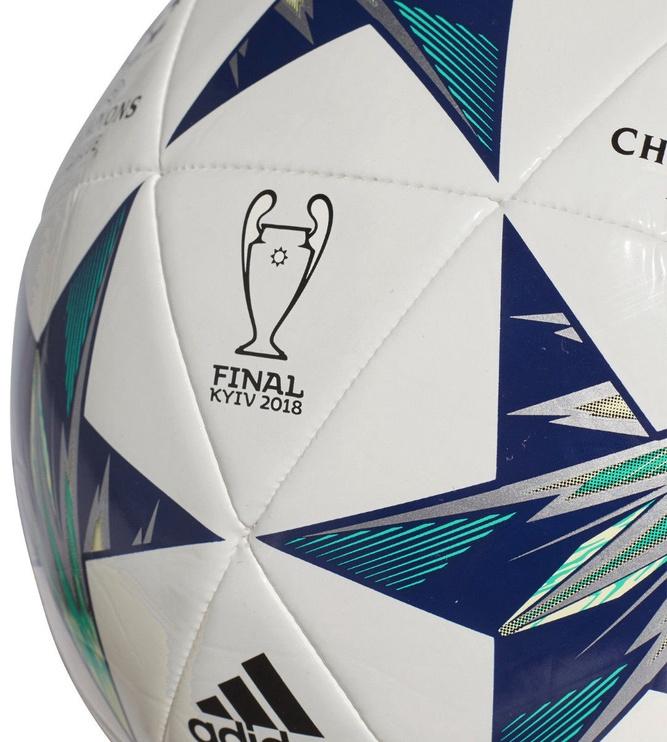 Adidas Finale Kiev Capitano Ball CF1198 White Blue 4