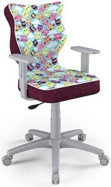 Детский стул Entelo Duo Size 5 ST32, серый/многоцветный, 375 мм x 1000 мм