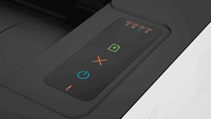 Лазерный принтер HP Color Laser 150a, цветной