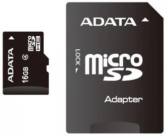 A-Data Micro SDHC CARD 16GB CLASS 4 + Adapter