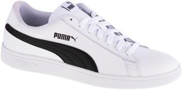 Spordijalanõud Puma Smash V2, valge/must, 44.5