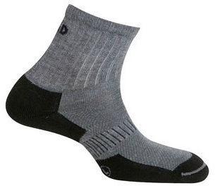 Zeķes Mund Socks Kilimanjaro Grey, L, 1 gab.