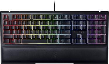 Žaidimų klaviatūra Razer Ornata V2 Razer Hybrid Mecha-Membrane EN/RU