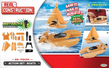 Jakks Pacific Real Construction Boats