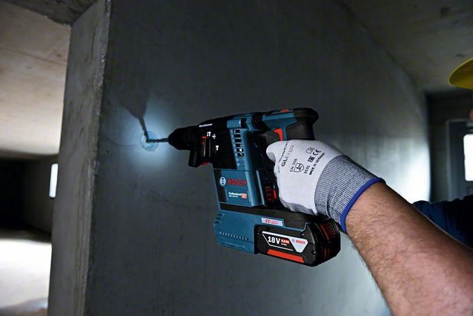 Bosch GBH 18V-26 F Rotary Hammer without Battery