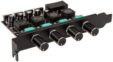 Lamptron CP436 4-Channel Fan Controller for PCI Slot
