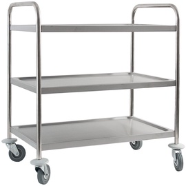 Stalgast Serving Trolley 3 Shelves (без упаковки)