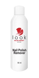 Look Nail Polish Remover without Acetone 90ml