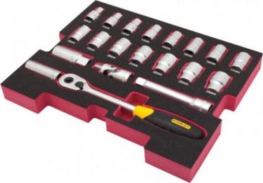 Stanley FMHT0-74297 FatMax TSTAK Socket Set 20pcs