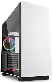 Sharkoon Pure Steel Mid-Tower RGB White