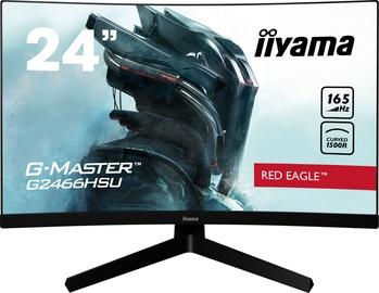 """Monitorius Iiyama G-Master Red Eagle G2466HSU-B1, 23.6"""", 1 ms"""