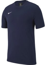 Nike Men's T-Shirt M Tee TM Club 19 SS AJ1504 451 Dark Blue XL