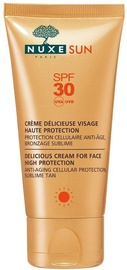 Nuxe Sun Delicious Cream High Protection For Face SPF30 50ml