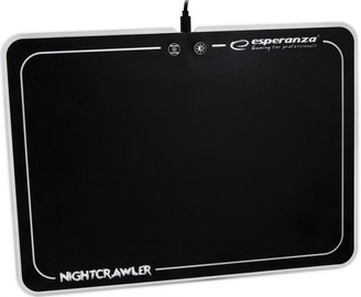 Esperanza Nightcrawler Illuminated Gaming Mouse Pad