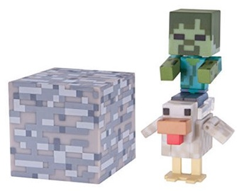 Jazwares Minecraft Chicken Jockey Series 3