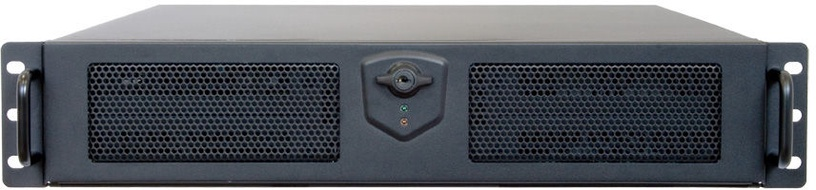 "Chieftec 19"" Rack-mount ATX 2U Black UNC-210HS-B-OP"