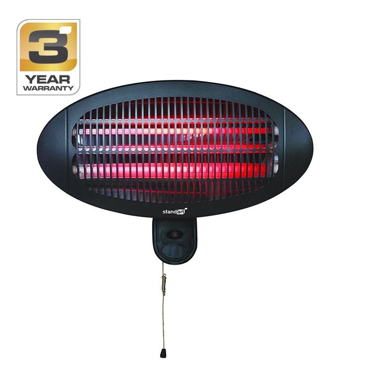Infraraudonųjų spindulių šildytuvas Standart HCH-2000D