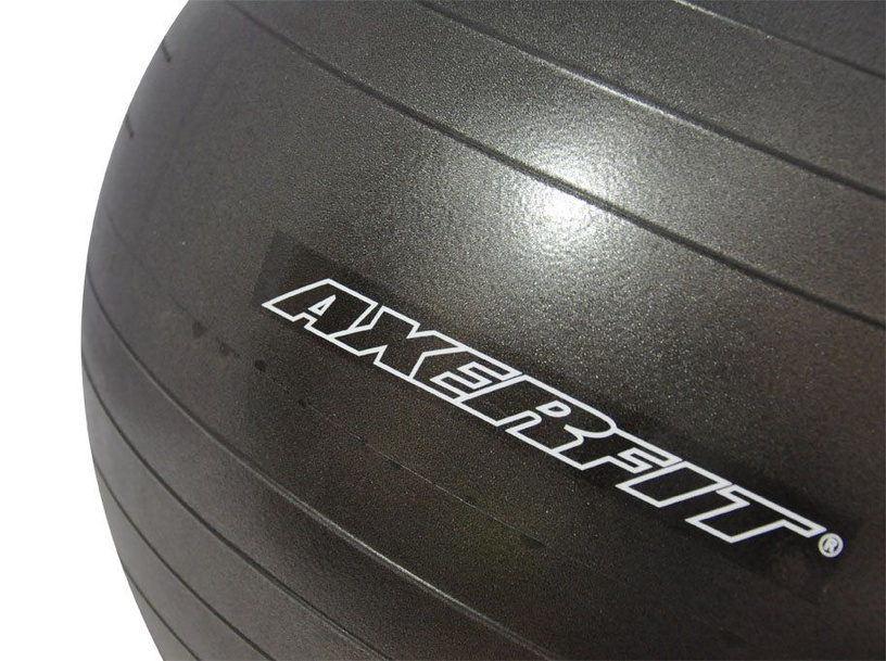 Axer Sport Anti Burst Gym Ball 75cm Black