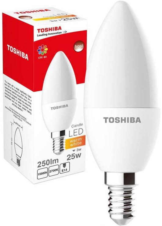 Toshiba LED Lamp 3W 250lm Warm White