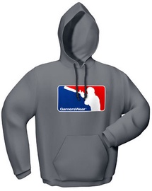 GamersWear Counter Hoodie Grey XXL