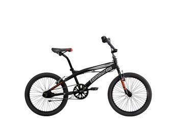 "Lombardo Bikes Isernia BMX 20"" Black 12"""