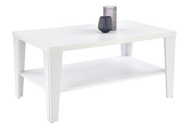 Kafijas galdiņš Halmar Manta White, 1100x650x540 mm