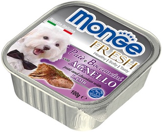 Monge Fresh Chunkies With Lamb 100g