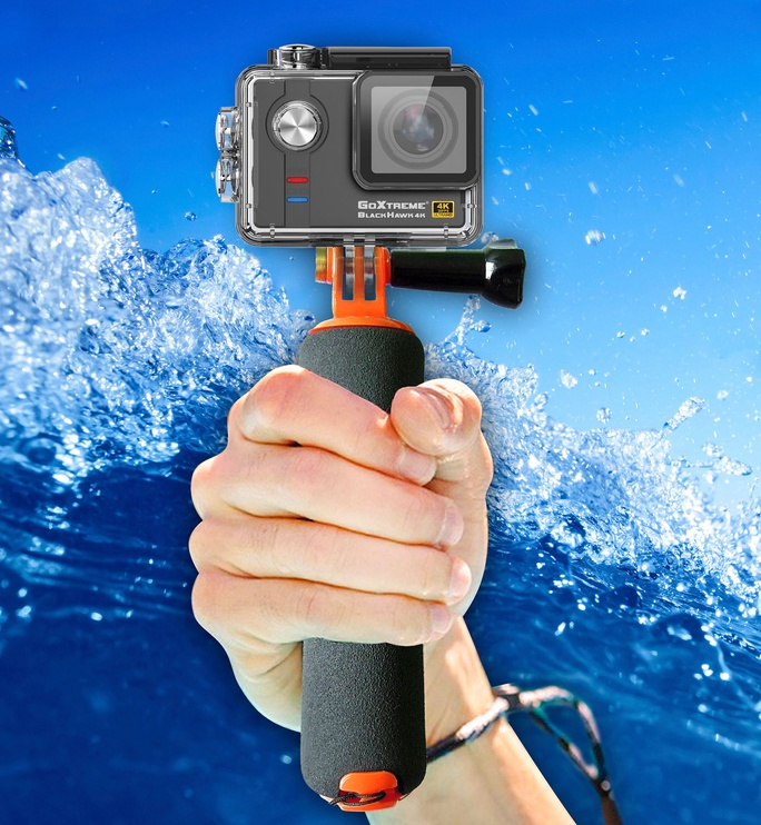 GoXtreme Floating Grip