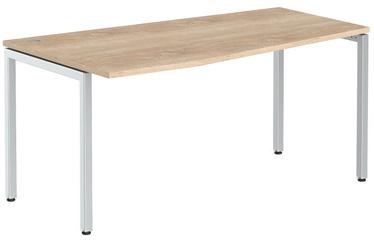 Skyland Ergonomic Table XSCT 169R Sonoma Oak/Aluminum