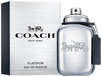 Parfüümid Coach Platinum, 60 ml EDP