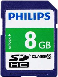 Philips 8GB SDHC Class 10 FM08SD45B