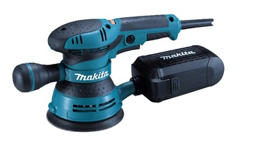 Ekstsentriklihvmasin Makita BO5041, 125 mm, 300 W