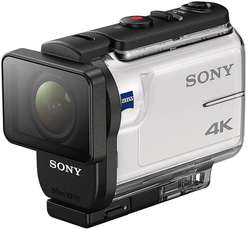Sony FDR-X3000R + Live View Remote Kit