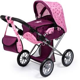 Bayer City Star Dolls Pram Pink