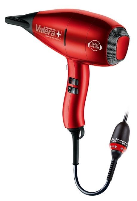 Plaukų džiovintuvas Valera Swiss Silent 9500 Red