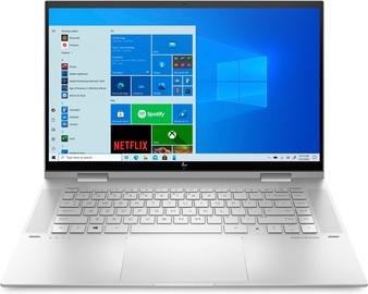 Ноутбук ENVY x360, Intel® Core™ i7-1165G7, 8 GB, 512 GB, 15.6 ″