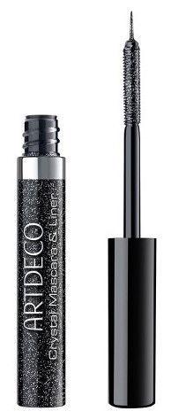 Artdeco Crystal Mascara & Liner 5ml 01