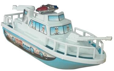 Pareto Centrs Police Boat