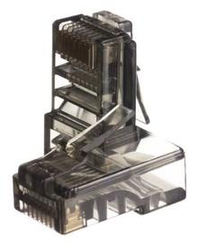 Netrack Modular Plug UTP Cat 5e RJ45 x 100 Black