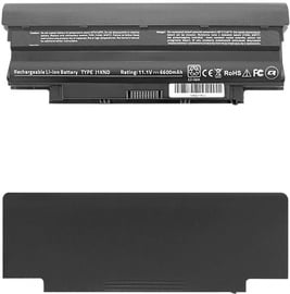 Qoltec Long Life Notebook Battery For Dell N4010 14R 6600mAh