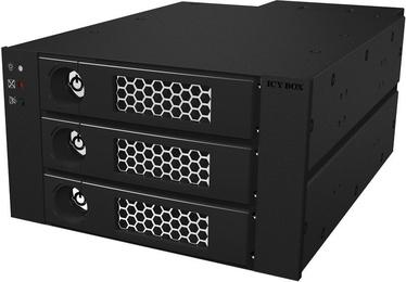 """ICY Box IB-553SSK 3x3.5"""" HDD/SSD SATA"""
