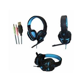 Mänguri kõrvaklapid Aula Prime Black/Blue