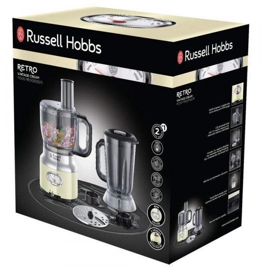 Köögikombain Russell Hobbs Retro Vintage Cream 25182-56