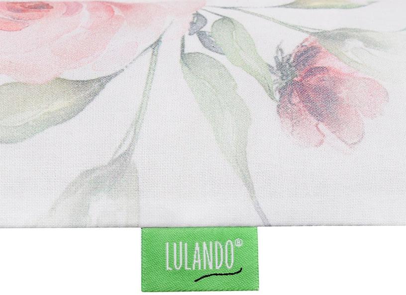 Lulando Velvet Blanket Roses 75x100cm