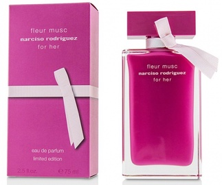 Parfüümvesi Narciso Rodriguez Fleur Musc For Her Limited Edition EDP, 75 ml