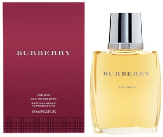 Tualetes ūdens Burberry For Men 100ml EDT