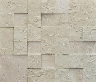Flīzes sienai Aramida 0,45 krēmkrāsas 8 gab.
