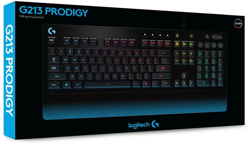 Žaidimų klaviatūra Logitech G213 Prodigy