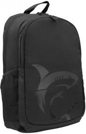 """Рюкзак White Shark SCOUT-B 15.6"""" GBP-006, черный, 15.6″"""
